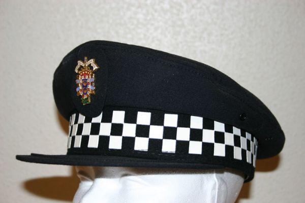 Gorra Policia Local Melilla (Agente)