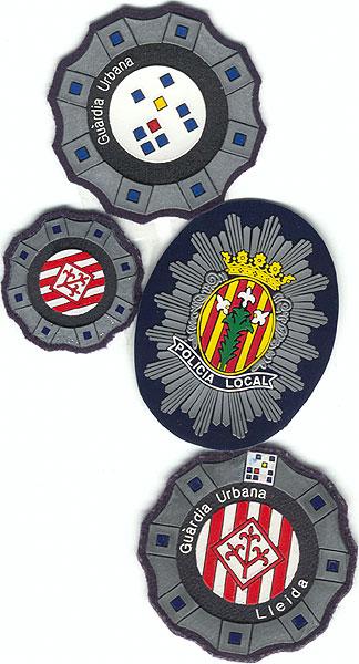Emblemas varios de LLeida