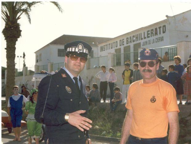 Pedro Canovas Arias y Baltasar Canovas Aledo