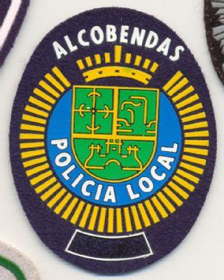 Emblema Pecho Policia Local Alcobendas (Madrid)