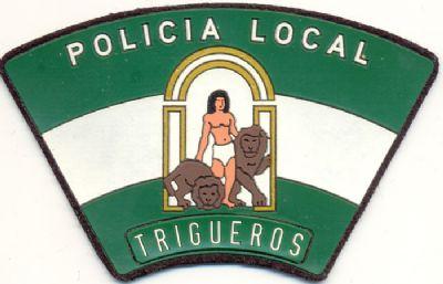 Emblema de Brazo de Policia Local Trigueros (Huelva)