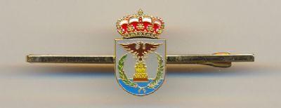 Pisa corbatas Escudo de Aguilas (Murcia)