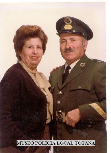 Antonia Martinez Guillen y Pedro Romero Canovas