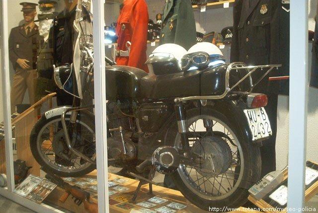 1ª Moto Policial Totana
