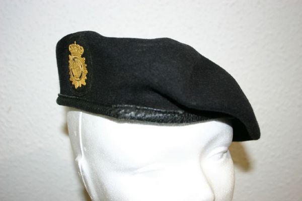 Boina Cuerpo Nacional de Policia (España)