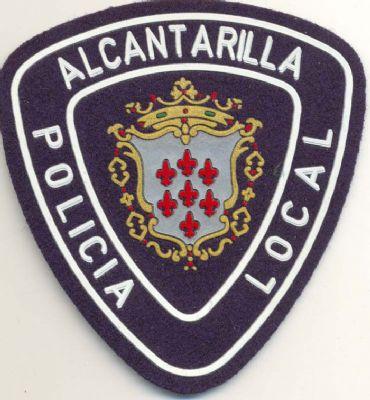 Emblema Brazo Policia Local Alcantarilla (Murcia)