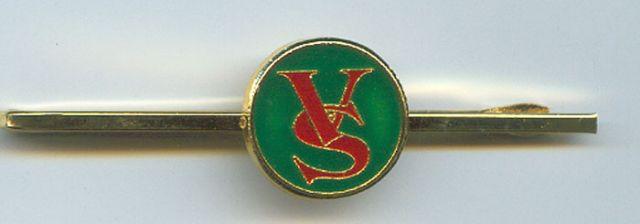 Pisa corbatas Escudo de Vigilantes de Seguridad
