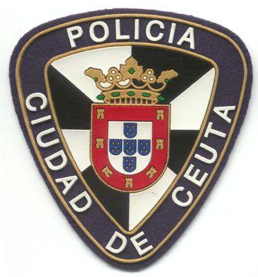 Policía Local de la Ciudad Autónoma de Ceuta (brazo)