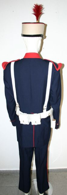 Uniforme de la Guardia Real   (ESPAÑA)