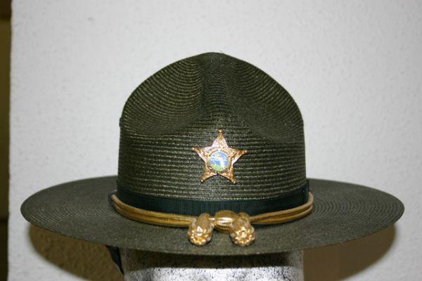 Stetson  Policia de Florida   (U.S.A.)