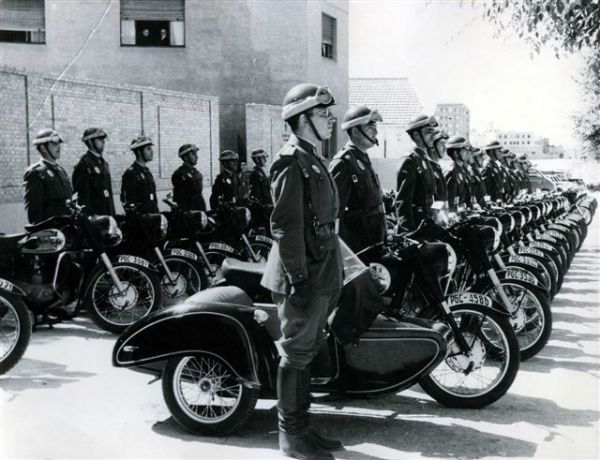 Agrupacion de Trafico de la Guardia Civil (1958)