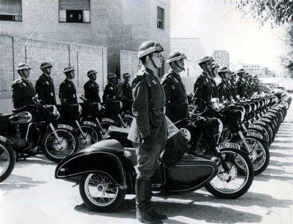 Agrupacion de Trafico de la Guardia Civil (1958)
