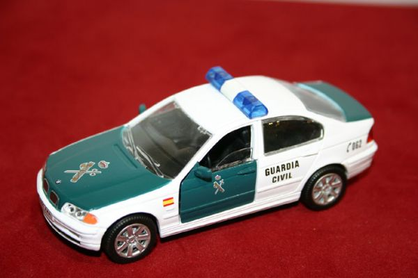 Vehiculos Miniatura Guardia Civil España