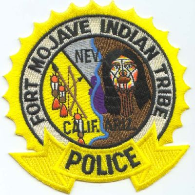 Emblema Policia Tribal Fort Mojave (California-Arizona-Nevada) U.S.A.