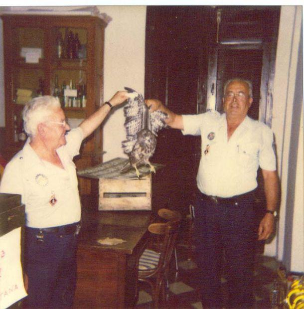 Vicente (El Persianas) y Juan (El Veterano)