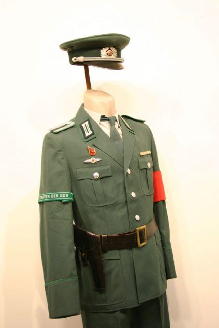 Policia Fronteras Antigua  Alemania del Este