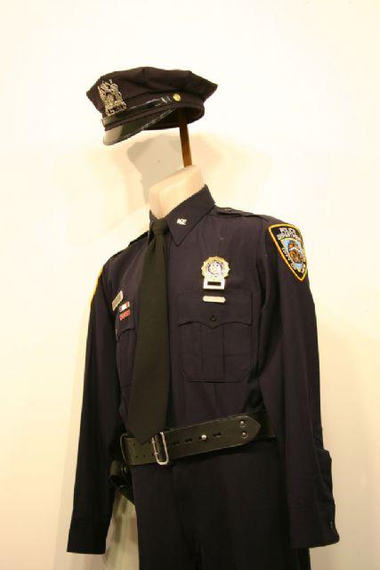 Policia de New York  ( N.Y.P.D.) U.S.A.