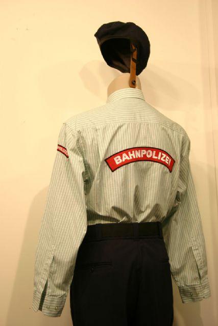 Policia Ferroviaria Zurich  (Suiza)