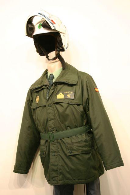 Uniforme Guardia Civil de la Agrupacion de Tráfico