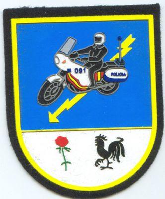 Alazanes del Cuerpo Nacional de Policia (España)