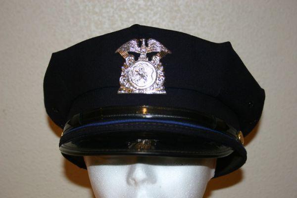 Gorra Policia Americana