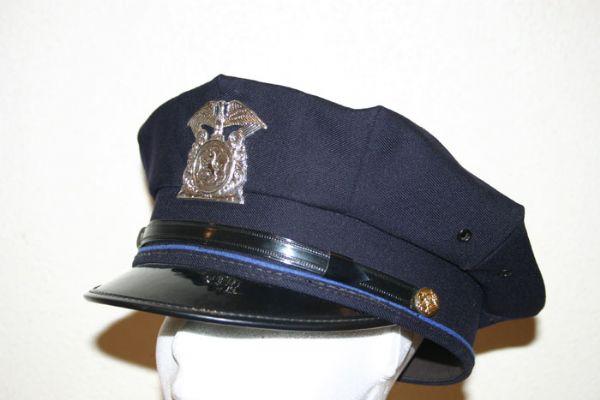 Museo Policia - Gorra Policia Americana