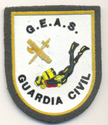 Especialidades de Guardia Civil  (G.E.A.S.)