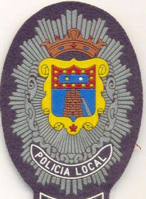 Emblema Pecho Policia Local Moratalla (Murcia)
