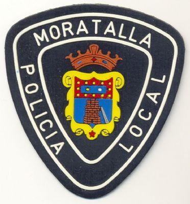 Emblema Brazo Policia Local Moratalla (Murcia)