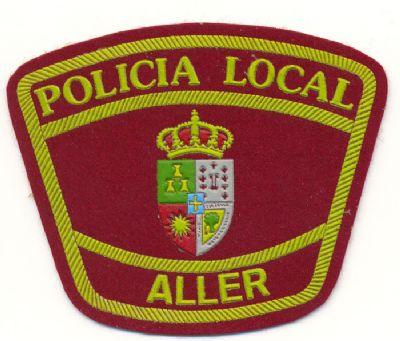 Emblema de Pecho y Brazo de Moreda de Aller (Asturias)