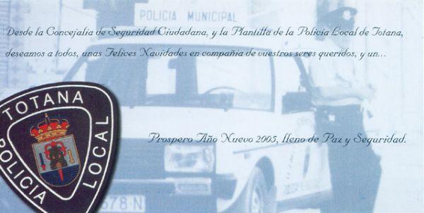 Felicitación Navideña 2004