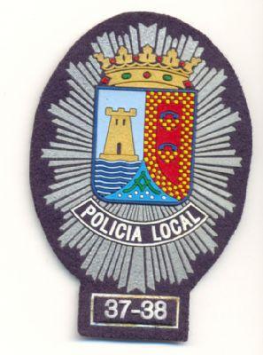 Emblema de Pecho de Policia Local Torre Pacheco (Murcia)