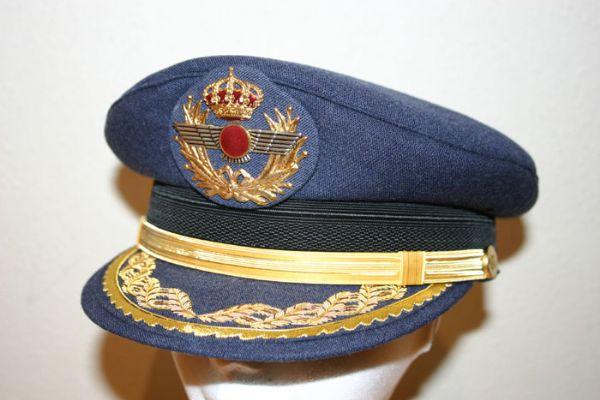 Gorra General de División del Ejercito del Aire (España)