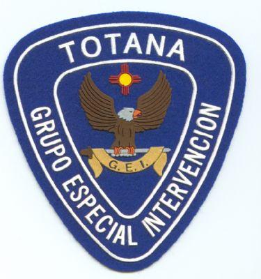Grupo Especial Intervencion (Policia Local Totana)