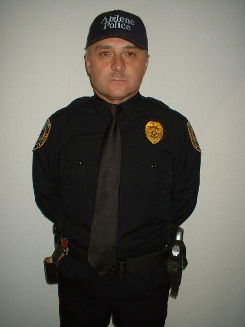 Policia Abilene (Texas, USA)