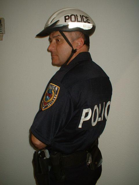Policia Abilene (Texas, USA). Unidad Bicicleta