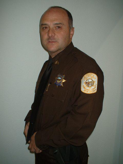 Policia Sandoval (New Mexico) U.S.A.
