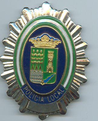 Policia local de Cuevas de Almanzóra (Almería)
