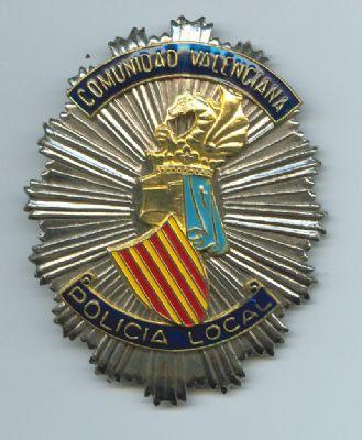 Policia Local Comunidad Valenciana