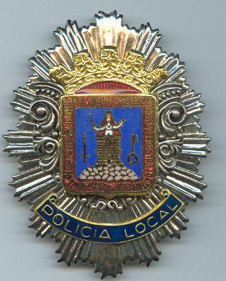 Policia Local Lorca (Murcia)
