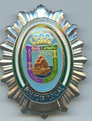 Policia Local Malaga (Andalucia)