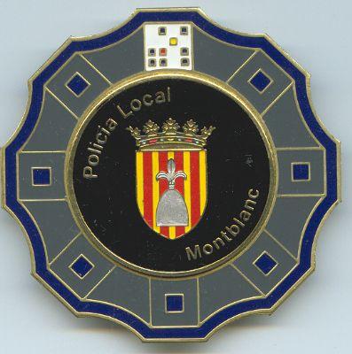 Policia Local Montblanc (Cataluña)