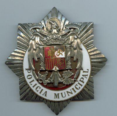 Policia Municipal Generica (Antigua)