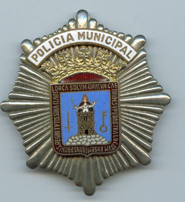 Policia Municipal Lorca (Murcia)