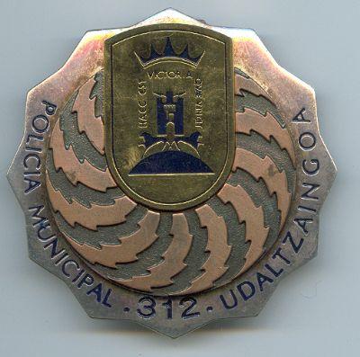 Policia Municipal Vitoria (Pais Vasco)