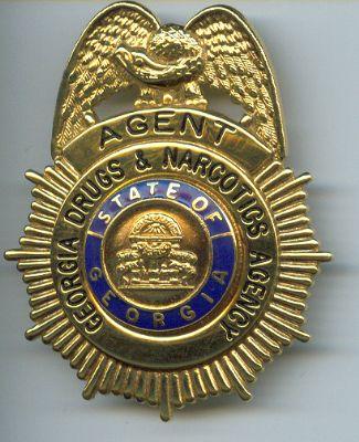 Narcotics Agency  Georgia (U.S.A.)