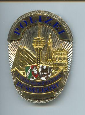 Polizei (Dusseldorf)  Alemania