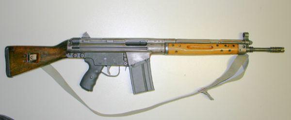 Fusil Ametrallador CETME modelo