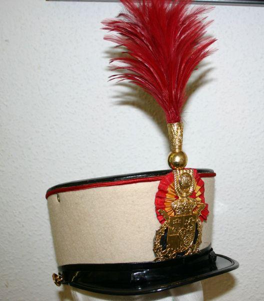 Kepi de Guardia Real (Casa Real Española)