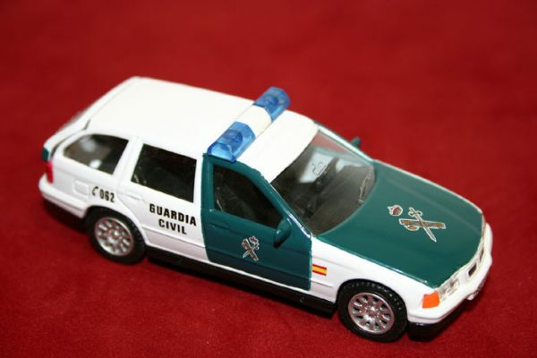 Vehiculos Miniatura Guardia Civil España